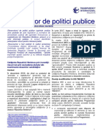 Amnesty International Moldova Observator de politici publice 8 26.04.2018
