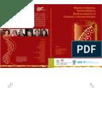 Mujeres indígenas, territorialidad y biodiversidad en A.L.
