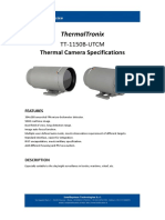 ThermalTronix TT 1150B UTCM Datasheet - THERMAL CAMERAS