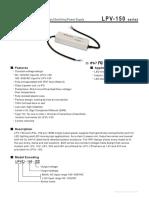 LPV,LPVL-150-spec