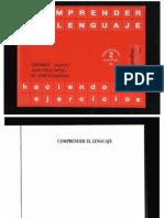 Comprender El Lenguaje Haciendo Ejercicios PDF
