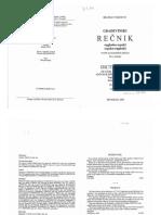 Gradjevinski Recnik Eng-Srp-Eng v.1