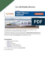 Instalacion y Configuracion DNS Con Webmin