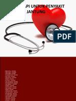 Fitoterapi Untuk Penyakit Jantung