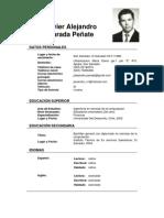 JavierParada Curriculo2