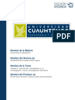 Ana Catalina Niño Lopez 2.2 Paradigmas