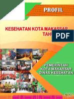 Profil Kesehatan Kota Makassar Tahun 2016