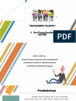 PPT Manajemen Talenta