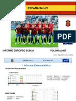 2007 Poland - Espana Sub 21