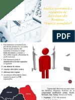 Analiza Economica a Regiunilor de Dezvoltare Din Romania