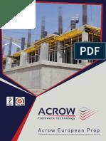Acrow European Prop