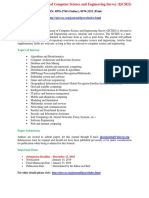 International Journal of Computer Science and Engineering Survey (IJCSES)