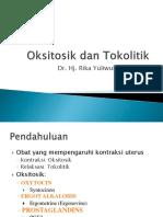 Farmako - Oksitosik dan Tokolitik.pptx