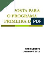 PROPOSTA PARA O PROGRAMA PRIMEIRA DOSE.ppt