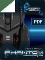 Dragon War ELE-G4 User Manual