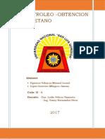 Quimica Organica Petroelo y Metano
