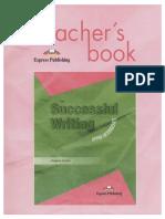 Successful Writing - Upper-Intermediate Teacher Book