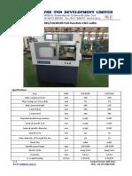 CLK2010S and CLK3010S CNC Lathe Machine