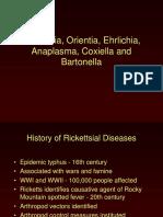 2. Intracellular Obligat - Ricketsia Family