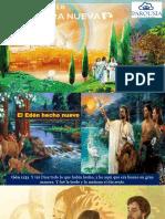 La Tierra Nueva BIBLIA FACIL APOCALIPSIS  Leccion 18