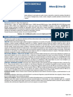 Document Cu Informatii Esentiale - Dinamic Invest EUR Prima Esalonata