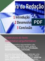 0 Redao Dissertativaargumentativa Estruturaparte2 170412030851 Converted