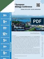 Euro Cardiology 2019_Brochure
