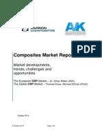 20141008Composites Market Report Grpcrp