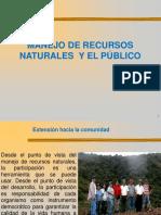 Manejo de Recursos Naturales 9