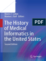(Health Informatics) Morris F. Collen, Marion J. Ball (Eds.)-The History of Medical Informatics in the United States-Springer-Verlag London (2015)