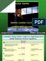 5 Landsat Sensors