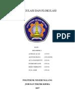 Koagulasi Dan Flokulasi