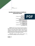 Abordari privind evaluarea si valorificarea bunurilor culturale.pdf