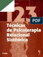 123 Técnicas de Psicoterapia Relacional Sistêmica (2)