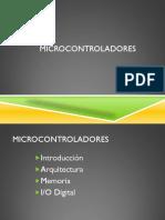 Introduccion a Los Microcontroladores y MEF