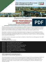 Diploma in APM Brochure 2018