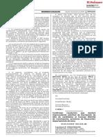 Confirman resolución que declaró improcedente solicitud de inscripción de lista de candidatos al Concejo Distrital de Carampoma provincia de Huarochirí departamento de Lima