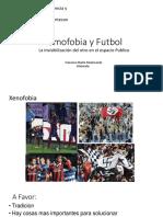 Homofobia y Futbol