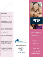 FGC-brochure- Start a Conversation With Your Doctor