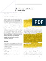 Hanazaki Et Al (2012)_Livelihood Diversity, Food Security and Resilience