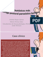 Caso Clinico Otoneurologia