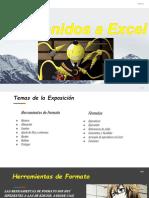 Bienvenido a Excel COMANDOTACO