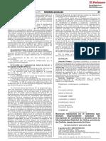 Revocan resolución en el extremo que declaró improcedente solicitud de inscripción de candidato a alcalde para la Municipalidad Distrital de Chilca provincia de Cañete departamento de Lima