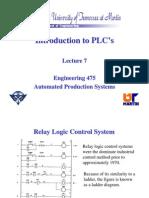 PLCs Intro Slides