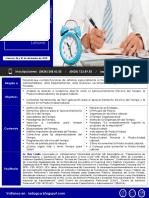 Administración Del Tiempo Y Productividad Laboral