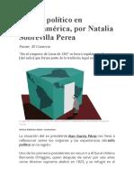 El asilo político en Latinoamérica