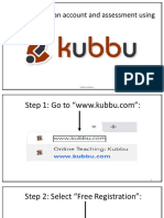 kubbu tutorial