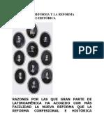 DE LA NUEVA REFORMA Y LA REFORMA CONFESIONAL E HISTÓRICA.pdf
