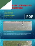 Hidrologia Rio Matahuasi