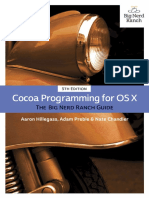 Cocoa Programming in OS X